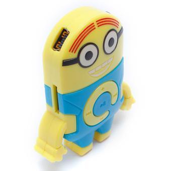Máy nghe nhạc MP3 NVPro Minion (Xanh dương)
