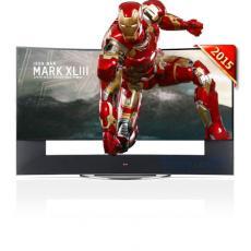 Smart Tivi LED 3D LG Super Ultra HD 5K 105UC9T Màn Hình Cong                                    ...