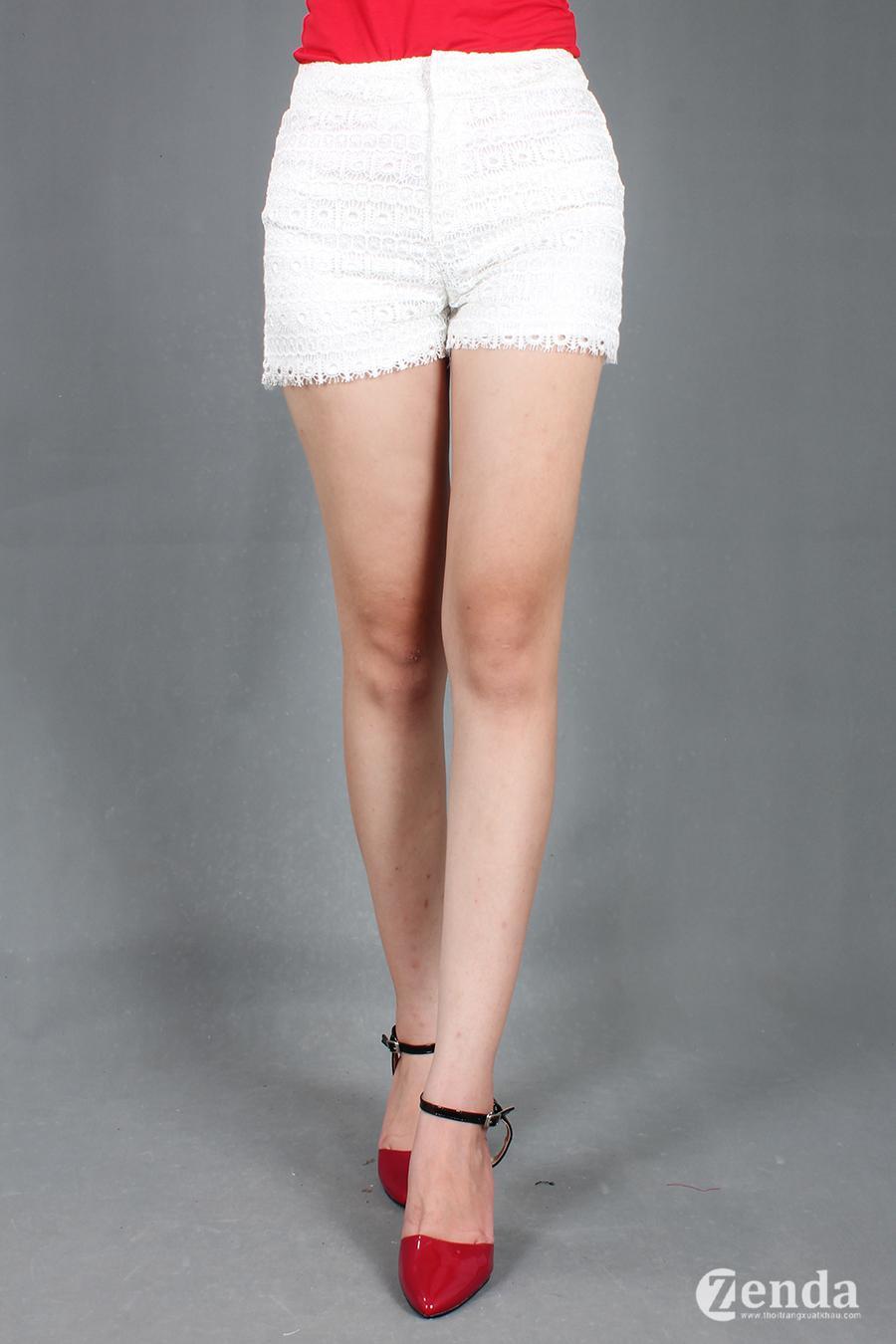 Quần sooc nữ MNG suit - S230