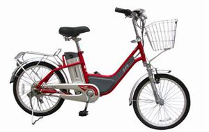 Xe đạp điện Bridgestone MLi