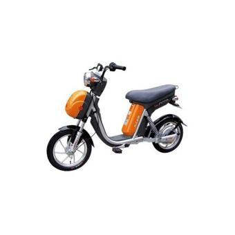 Xe đạp điện Nijia (Cam)