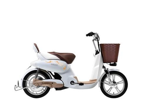 Xe đạp điện Yamaha Cute Girl F2