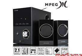 Loa Microlab M223U - 2.1
