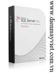 SQL Svr Standard Edtn 2012 English Not to US DVD 10 Clt (228-09586)