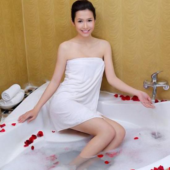 Tắm trắng toàn diện mặt + body cam kết hiệu quả