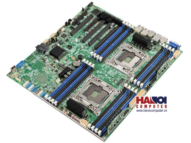 Mainboard Intel S2600CW2R (Dual CPU Server / Workstation)