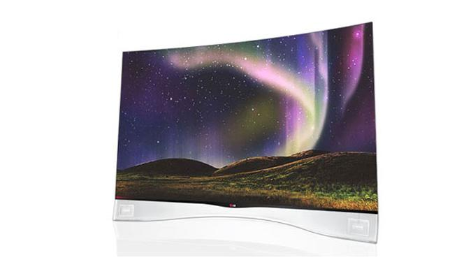 Tivi OLED 3D Smart TV 55 inch LG 55EA9800