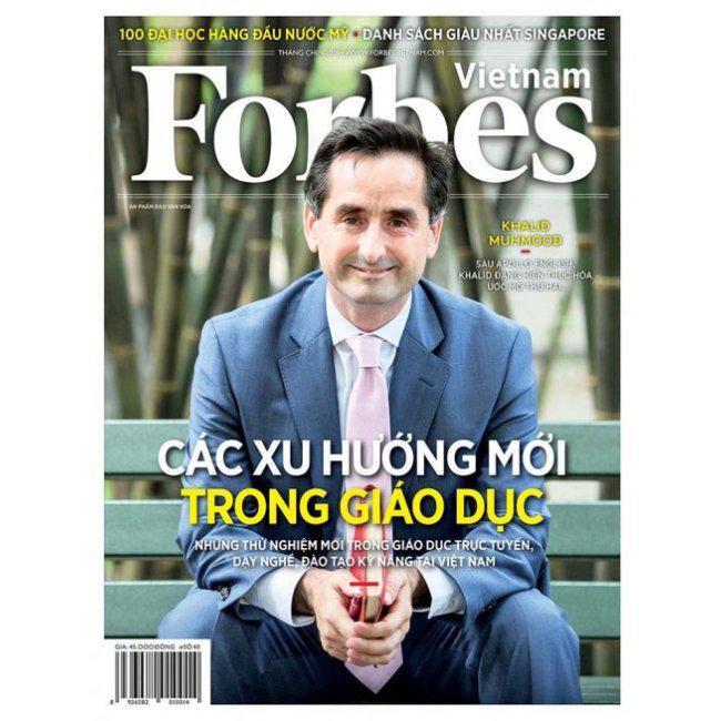 Forbes Việt Nam - Số 40 (Tháng 9/2016)