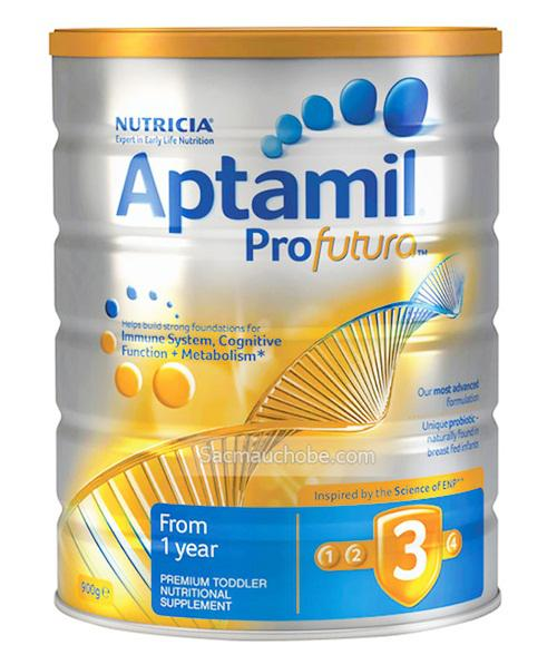Sữa Aptamil Profutura 3 (Úc) (900g) (từ 1 tuổi)
