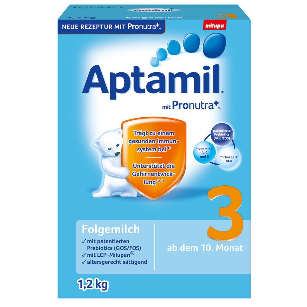 Sữa Aptamil Đức Số 3 - 1.2kg