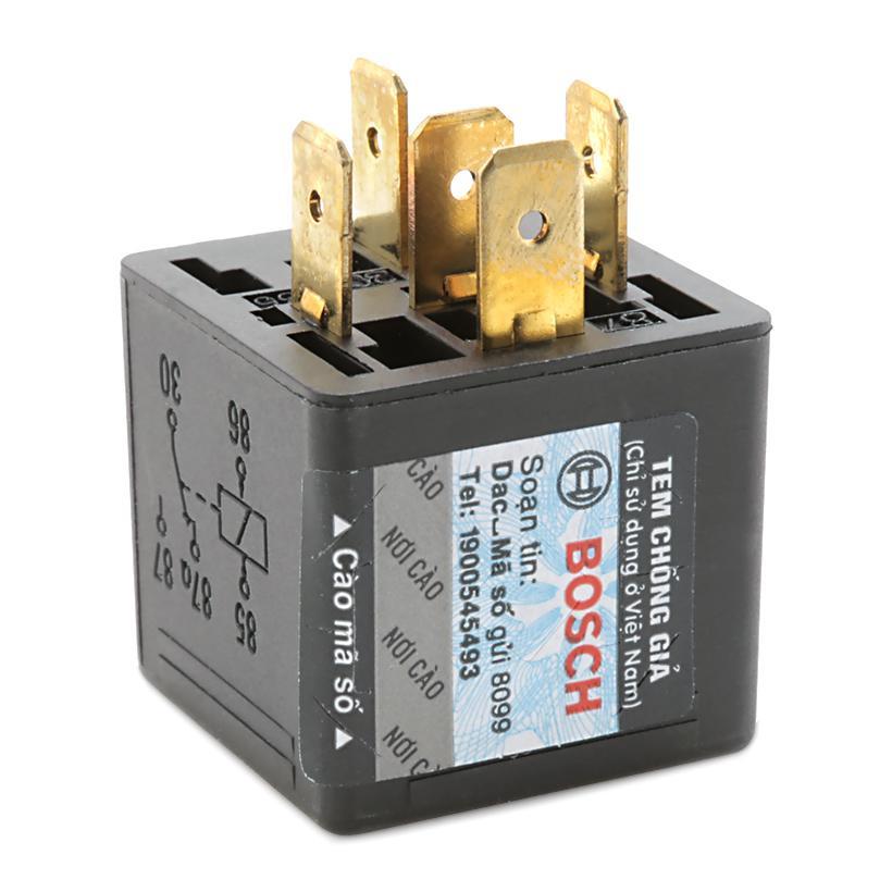 Rơ le ô tô Bosch 0986AH0811