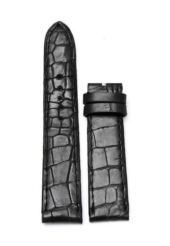 Dây đồng hồ da cá sấu Huy Hoàng