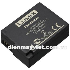 Pin máy ảnh Panasonic DMW-BLC12 Rechargeable Lithium-ion Battery (7.2V, 1200mAh)