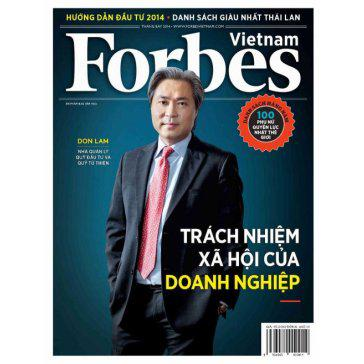 Forbes Việt Nam - Số 14 (Tháng 7/2014)