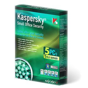 PM diệt virut Kaspersky Small Office Security(1Ser+5PC) Small Office Security