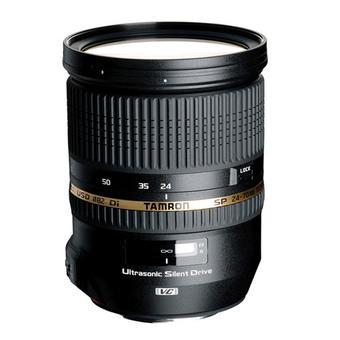 Ống kính Tamron SP 24-70mm f/2.8 Di VC USD Dùng cho Nikon