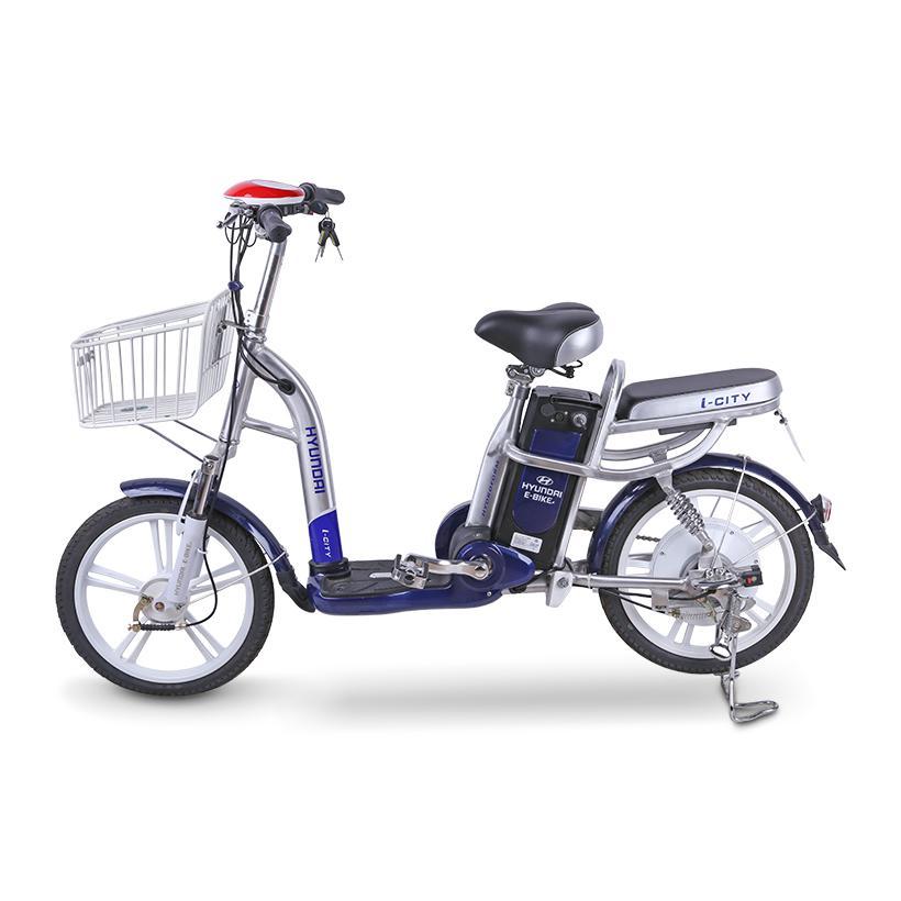 Xe đạp điện Hyundai Ebike i-City