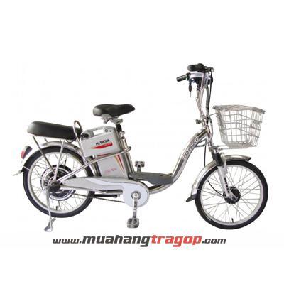 Xe đạp điện Hitasa inox