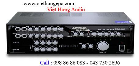 Amply JARGUAR SUHYOUNG PA-604D FULL DIGITAL