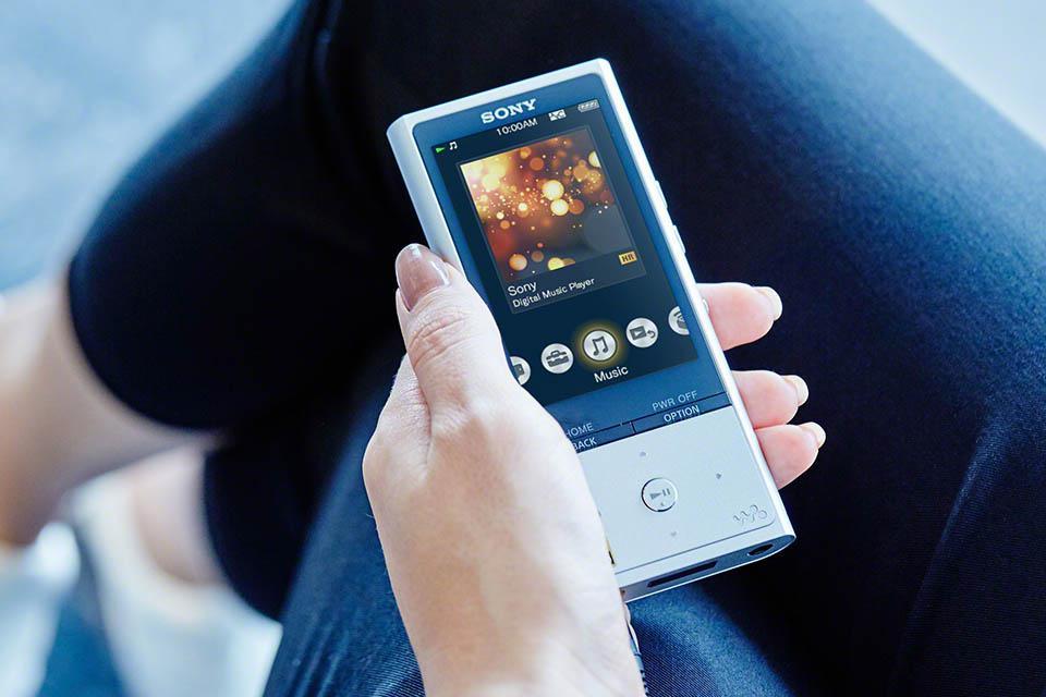 Máy nghe nhạc Sony Walkman NWZ-A17