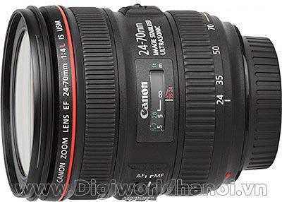 Canon EF 24-70mm F2.8L USM