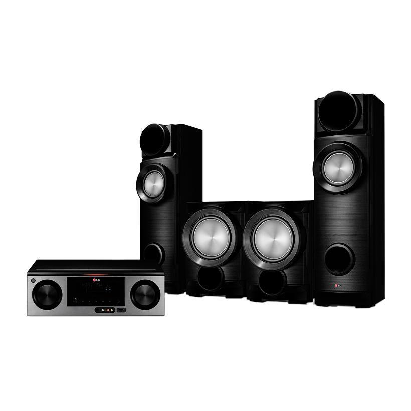 Dàn âm thanh Bluray 3D LG ARX5500 Đen