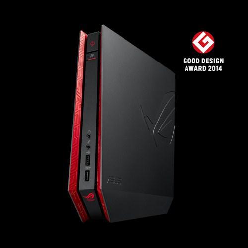 Máy bộ Asus Gaming GR8-R057R-ROG RED