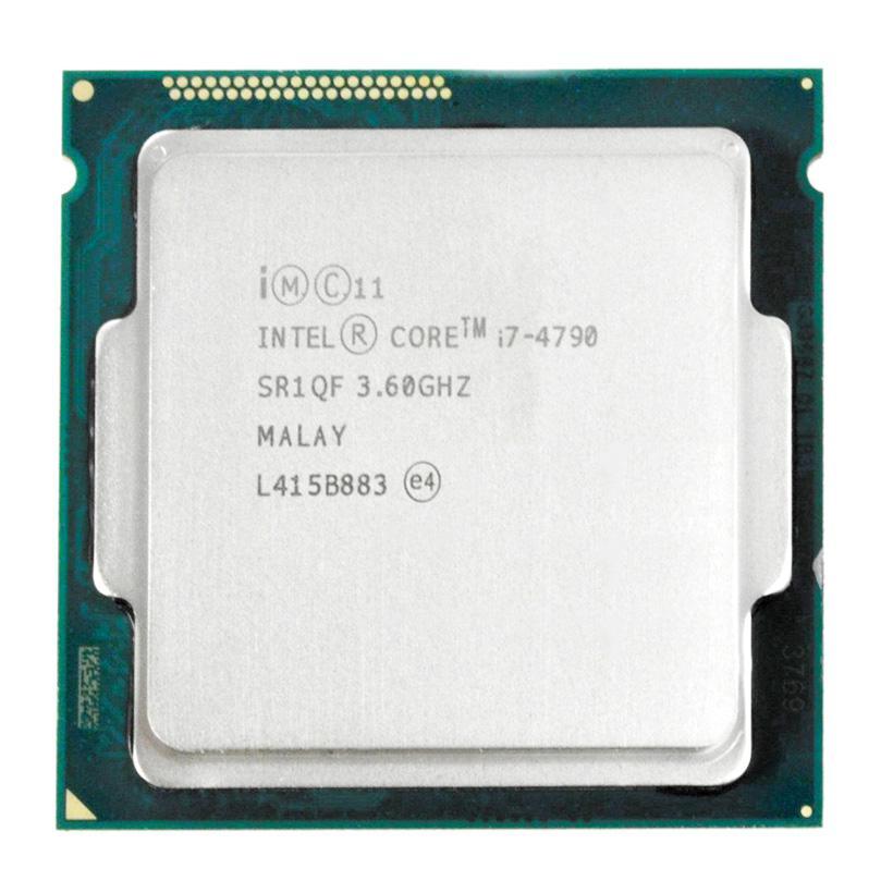 Bộ vi xử lý Intel Core i7-4790 3.6GHz Turbo 4.0GHz / 8MB / Socket 1150