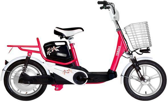 Xe đạp điện Yamaha ICAT H5