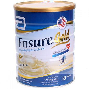 Sữa bột Ensure Gold 850g
