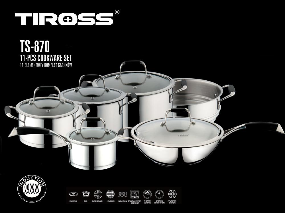 Bộ Nồi  Tiross TS870