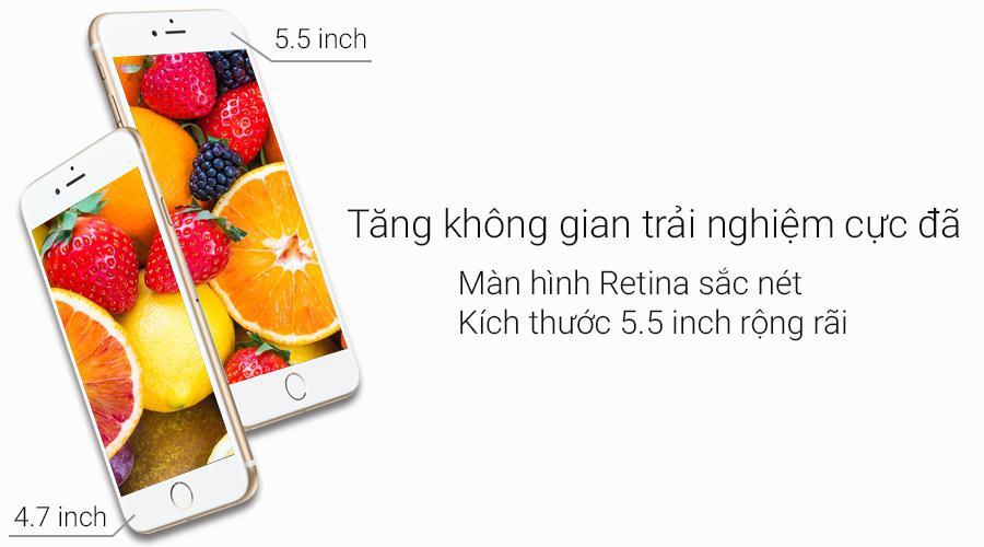 Điện thoại iPhone 6s Plus 16GB