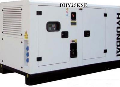 Máy phát điện Diesel Hyundai DHY 25KSE