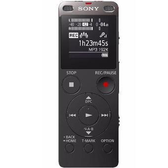 Máy ghi âm Sony ICD - UX560F (Đen)