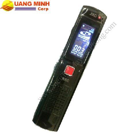 MÁY GHI ÂM DVR JXD 780 4Gb