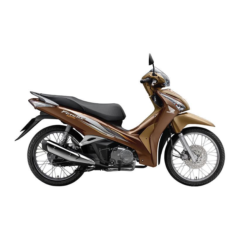 Xe máy Honda Future 125cc (phiên bản chế hòa khí, phanh đĩa, vành nan hoa)