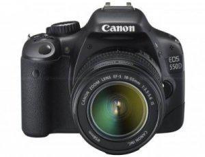 Canon EOS 550D (Rebel T2i / EOS Kiss X4) (EF-S 18-55mm F3.5-5.6 IS) Lens Kit