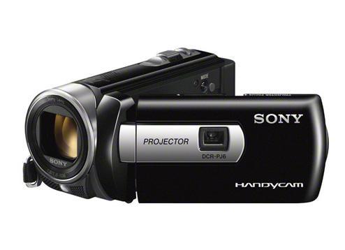 Máy quay KTS Sony DCR-PJ6E/ Black