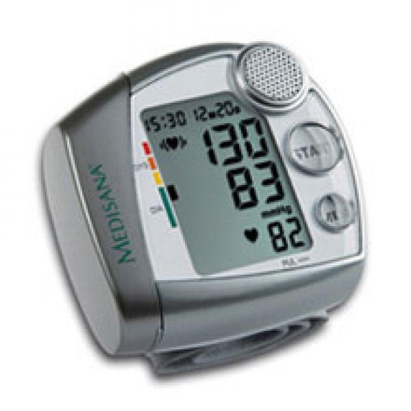 Máy đo huyết áp cổ tay Medisana – HGV