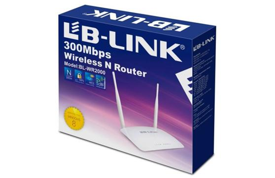 Router LBlink LB-WR2000 Wireless