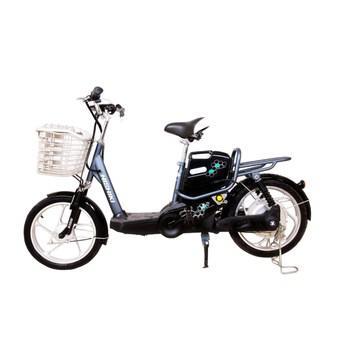 Xe đạp điện Nishiki 18 (Xanh)