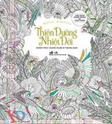 Sách tô màu - Thiên Đường Nhiệt Đới - Millie Marotta           ...