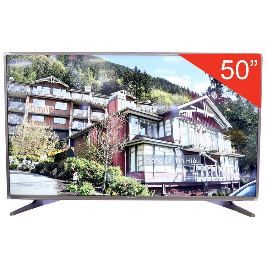 Smart Tivi LED 4K Ultra HD SKYWORTH 50K820S                                 ...
