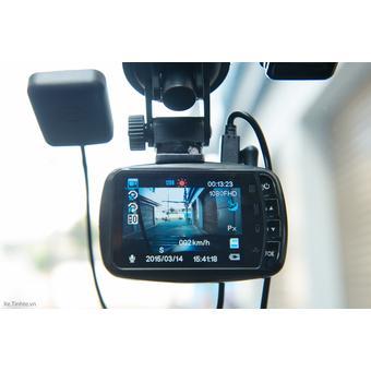 Camera hành trình VIETMAP X9 GPS (Đen)