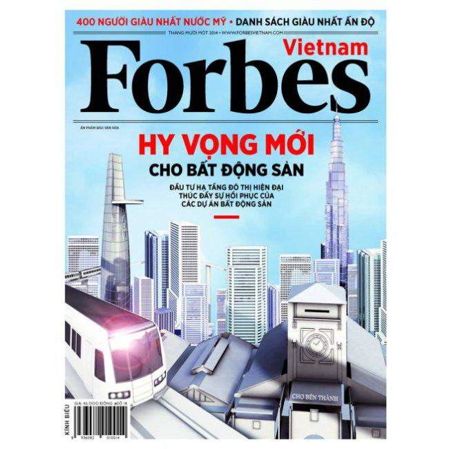 Forbes Việt Nam - Số 18 (Tháng 11/2014)