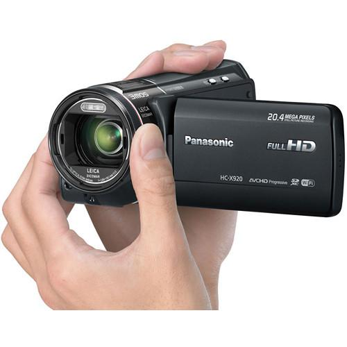 Máy quay Panasonic HC-X920 3MOS Ultrafine Full HD