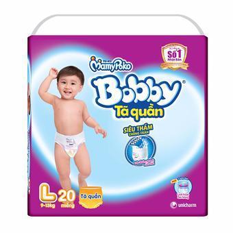 Tã quần Bobby  L20