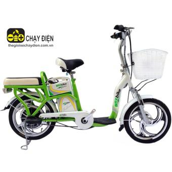 Xe đạp điện Bmx Bike (Xanh lá)
