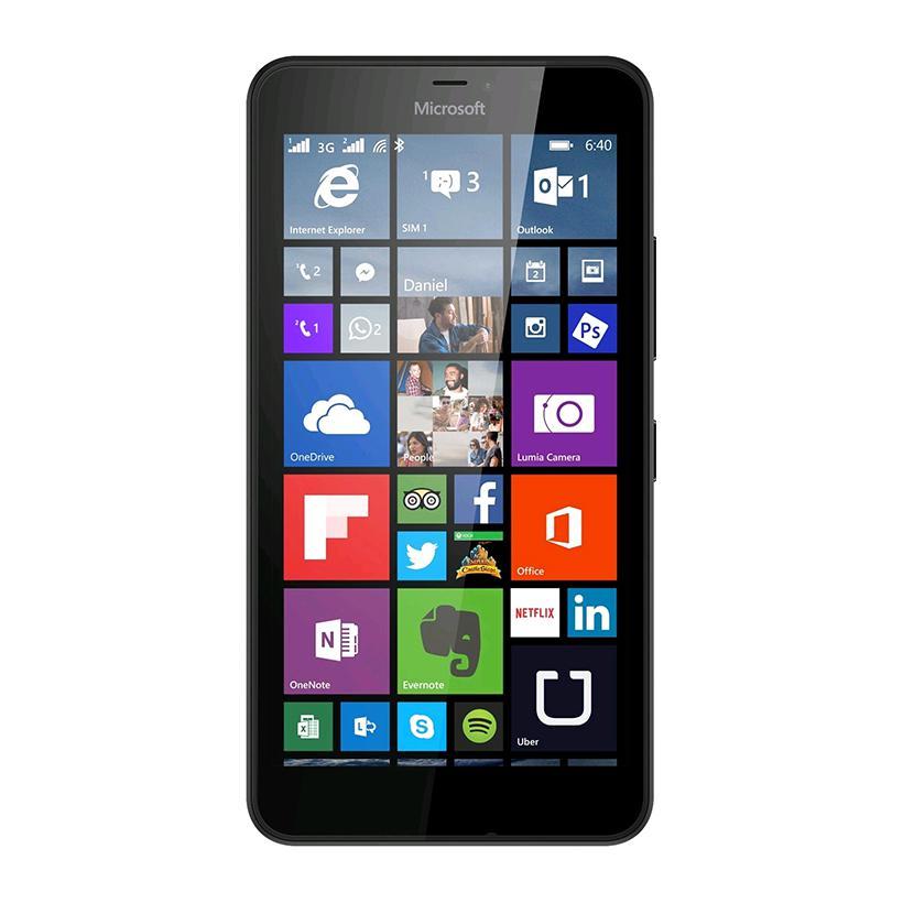 Microsoft Lumia 640 8GB (Đen)