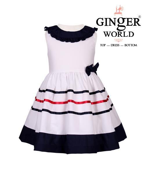 Đầm học sinh Thủy Thủ SC21 GINgER WORLD